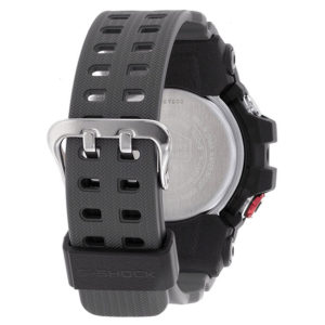 Мъжки часовник CASIO G-SHOCK MUDMASTER GWG-100-1A8ER. Водоустойчив 20 БАРА, Черен, Полимерна, Комбиниран, Соларен. Гаранция 24 месеца. Безплатна доставка.
