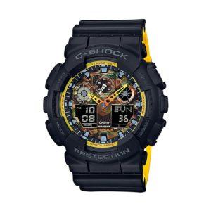 Мъжки часовник Casio G-Shock GA-100BY-1A