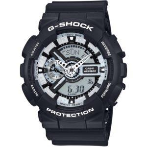 Мъжки часовник Casio G-Shock GA-110BW-1AER