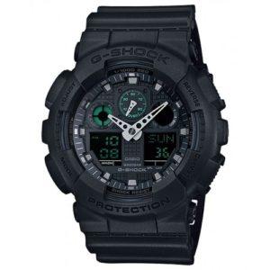 Мъжки часовник Casio G-Shock GA-100MB-1A