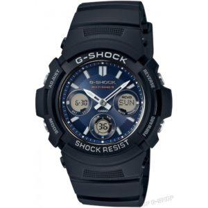 Мъжки часовник Casio G-Shock AWG-M100SB-2A