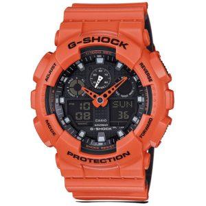 Мъжки часовник Casio G-Shock GA-100L-4AER