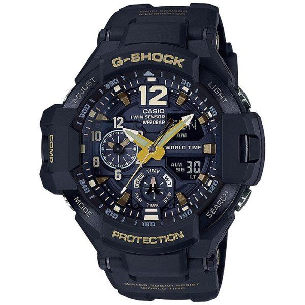 Мъжки часовник Casio G-Shock GA-1100GB-1AER