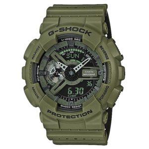 Мъжки часовник Casio G-Shock - GA-110LP-3AER