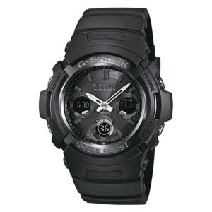 Мъжки часовник Casio G-Shock AWG-M100B-1AER